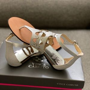 NEW-original packaging! Size 6 Vince Camuto sandal